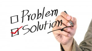 Problem? We have the solution!